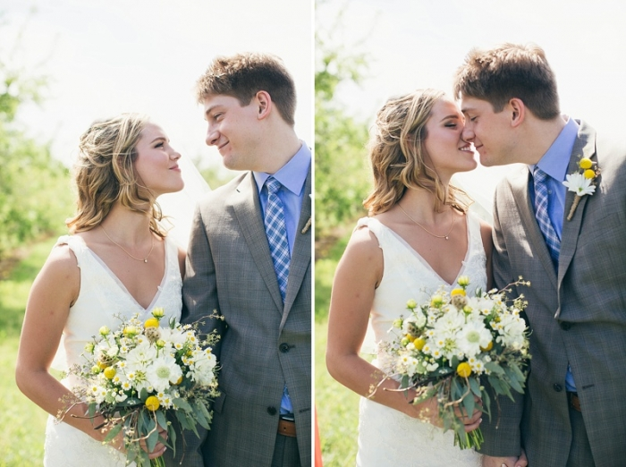 rachael osborn photography // sterling, il and chicagoland wedding photography