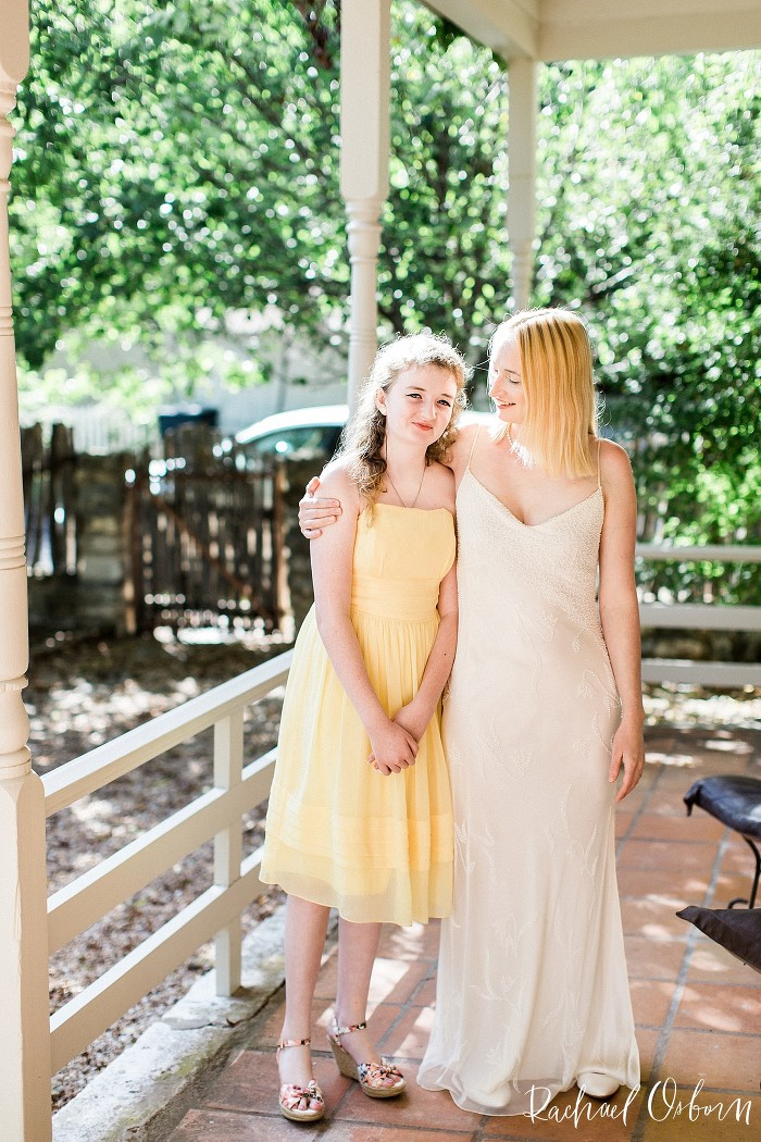 Backyard Wedding in Fredericksburg, Texas by Rachael Osborn, www.rachaelosborn.com, hybrid chicago and destination wedding photographer